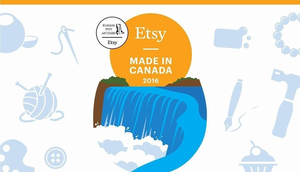 Etsy | Made in Canada: Niagara 2016