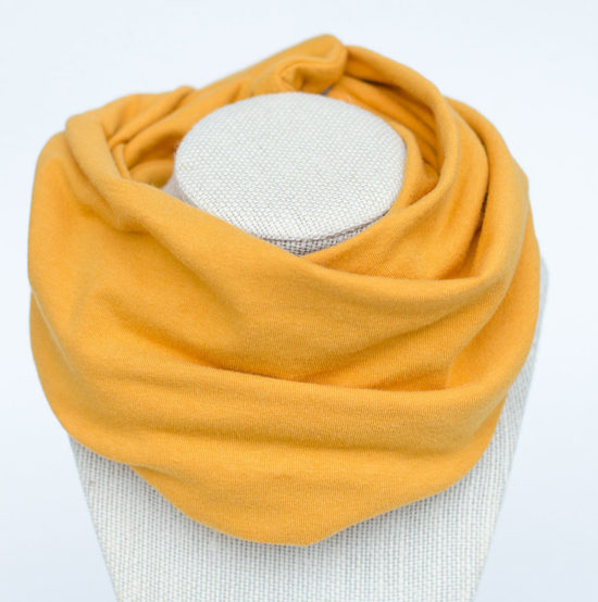 Jersey scarf for toddlers