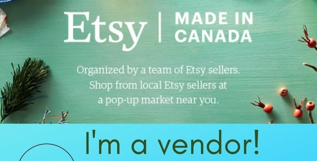 Etsy Made in Canada Niagara